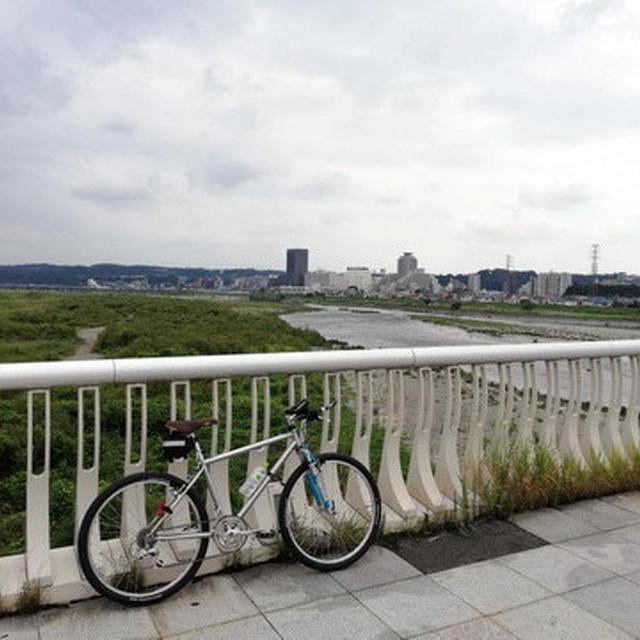 東京・聖蹟桜ケ丘の多摩川を見下ろす「アリーシアカフェ」