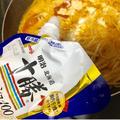明治 北海道十勝 フレッシュ100 de 生クリームたっぷりトマトソースパスタ