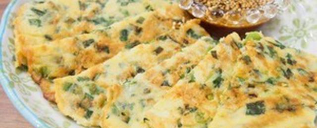 食べごたえあり♪正月に余ったお餅を「チヂミ」に使ってみよう!
