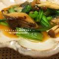 *【recipe】鰆と小松菜の中華風あんかけ*