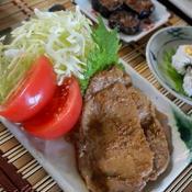 花椒生姜焼き