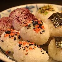 プチコロおにぎりバーグ♪~日本食研「ハンバーグ作りセット」