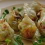 枝豆サモサ