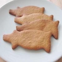 スウェーデンのスパイスクッキー 「ペッパルカーコル」/ Pepparkakor