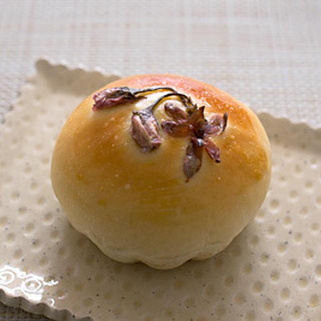 桜さくらあんパン