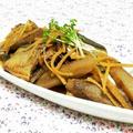 圧力鍋で骨まで美味しい♪秋刀魚の生姜煮 by ton*さん