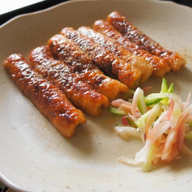 おつまみ・お弁当レシピ【ちくわでうなぎ蒲焼き風】+札幌開催 音楽の祭典情報