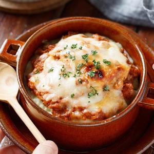 寒い日に熱々を食べたい!絶品「#グラタン」お料理フォト