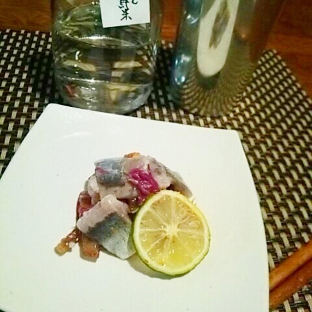 ど燗と独り秋の食材祭り、四万十栗の白和え、栗ご飯と秋刀魚三昧と日本酒のマイアージュ