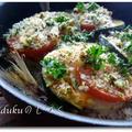 イワシの香草パン粉焼き(秋刀魚とかでもね♪)