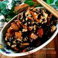基本の和食❤さつま揚げとひじきのいり豆腐