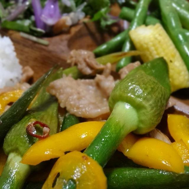 春夏野菜たっぷりワンプレート