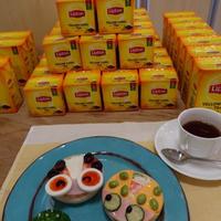 リプトンのイエローラベルで紅茶とひらめき朝食を体験しよう