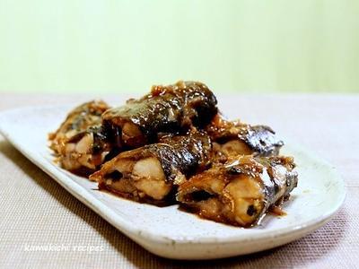 山椒でピリッと「サンマの香味焼き」&関西の夏と言えば「鱧の落とし」