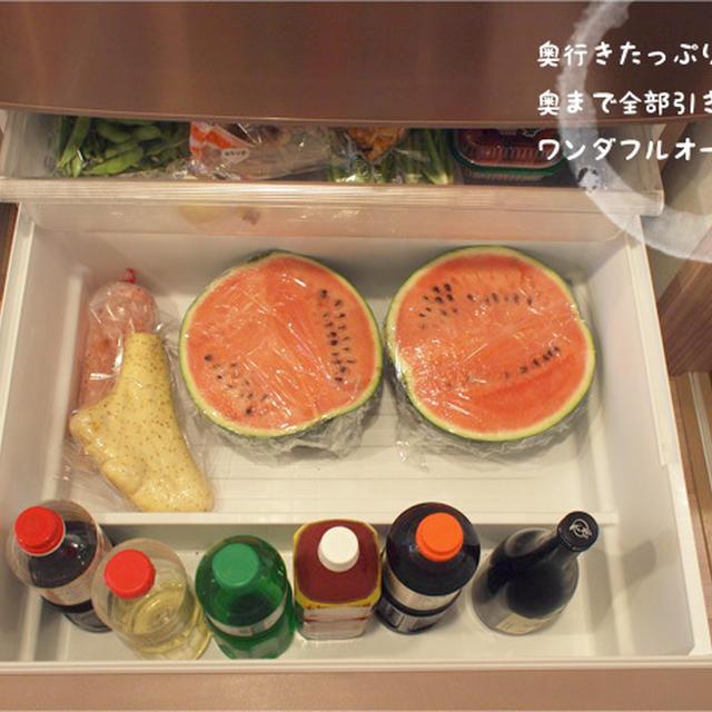 【Panasonic エコナビ 冷蔵庫 〜ワンダフルオープン〜】
