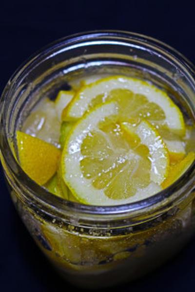 ★「国産レモンハチミツ漬け」(레몬청)今からが食べ頃の。