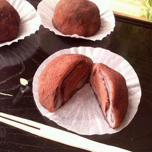 求肥はレンチンでOK!とろふわ「チョコ大福」の作り方