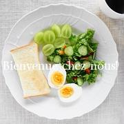 50代からの食習慣 朝のモーニング♪
