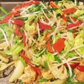 お野菜たっぷり 鶏ちゃん焼☆