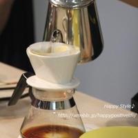 vivianさんのハロウィンベーグル&おいしいコーヒーのいれかた教室。