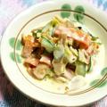 デパ地下の惣菜みたいなコボウサラダ