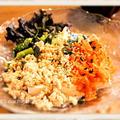 【レンジだけレシピ】全部レンジ調理!ヘルシー鶏そぼろビビンバ