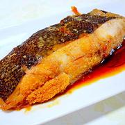 煮魚の定番「カレイの煮付け」