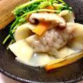 *鍋*水餃子 by mariaさん