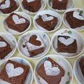 ホットケーキミックスで簡単チョコレートケーキ  楓ちゃんの保育参観
