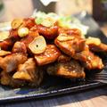 たれがしっかり染み込んだとんてきの作り方♪漬けて焼くだけのかんたんお手軽レシピです。
