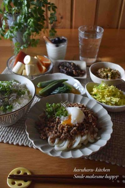 【レシピ】肉味噌✳︎万能おかず✳︎作り置き…朝ごはんとお弁当。