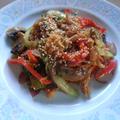 冷蔵庫の残り野菜を上手く活用 バーミセリヌードル