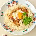 5月7日 金曜日 新生姜こうじ納豆のっけ麺
