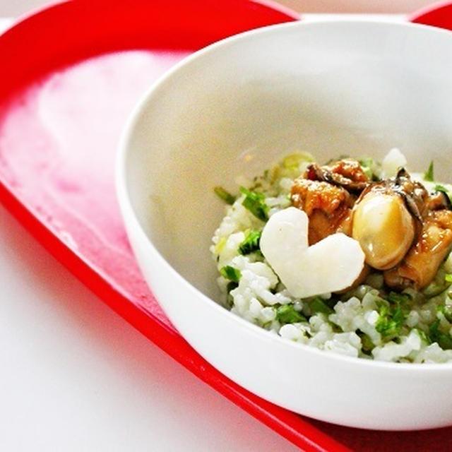 【姫ごはん☆季節のレシピ】2016年の七草粥と牡蠣のしぐれ煮の作り方☆
