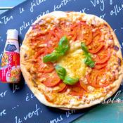 レッドカレートマトピッツァ