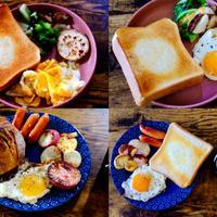 【レシピ】簡単でおしゃれなワンプレート朝食で映えて優雅な朝ごはん