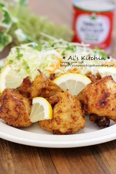 ご飯がもりもりすすむ♡唐揚げリメイクで時短レシピ♡鶏唐なすの旨味中華炒め♡