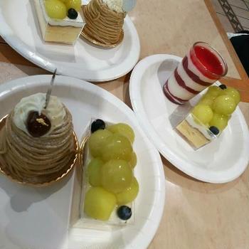 ケーキフェスティバル
