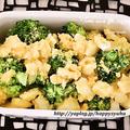 ブロッコリーとゆで卵のゆず胡椒☆サラダ by ジャカランダさん