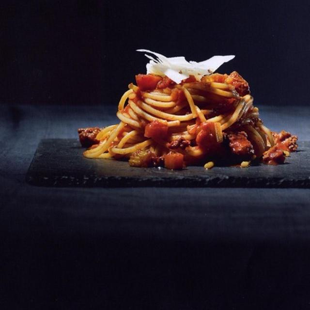 プロ仕様!スパゲッティ ボロネーゼ。bolognese