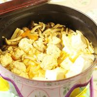 シメまでおいしいシャンタン鍋☆キムチ鍋
