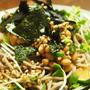 納豆と蕎麦の実のぶっかけそば by サカモトユイ
