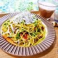 ちくわと豆苗のしらすパスタ|レシピ・作り方 by 筋肉料理研究家Ryotaさん