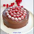 バースデーケーキ (Mちゃん12歳)