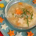 星降る夜に♪みぞれとろみスープ
