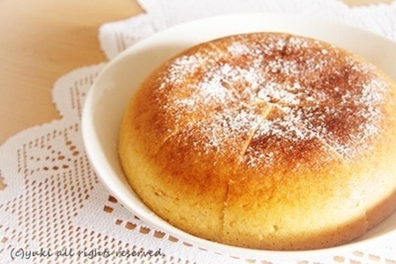 スイッチ一つで簡単!炊飯器で作るヨーグルトケーキ