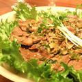 □■ 牛肉と香味野菜のマリネサラダ ■□ by AYAさん
