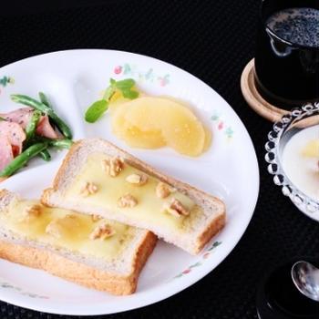 1月17日朝ご飯と晩ご飯&身辺整理