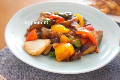 【モニター】たらと彩り野菜のオイスターあんかけ定食