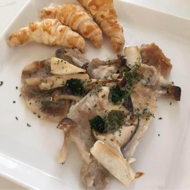 鉄板で作り置き料理 イタリアで人気定番「スカロピーネ」